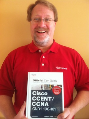 Oh Yeah – the New Books are Out, Too! | Wendell\'s CCNA Skills Blog